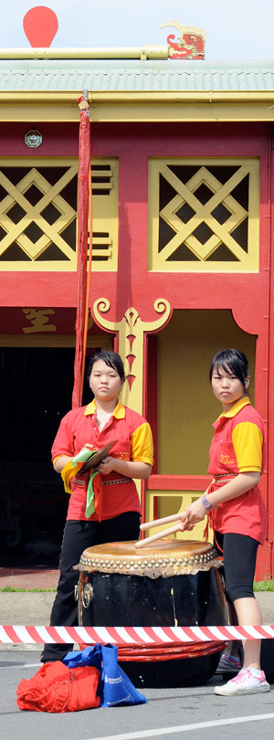 Chinese have been a part of the history of Innisfail